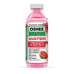 OSHEE Vitamin Water Truskawka Zero