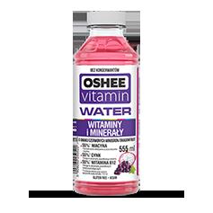 OSHEE Vitamin Water Witaminy i Minerały