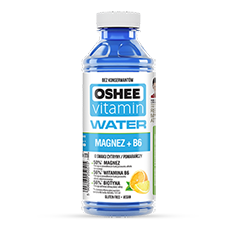 OSHEE Vitamin Water Magnez
