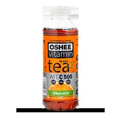 OSHEE Vitamin Tea Witamina C 500 Pomarańcza