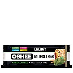 OSHEE Energy Musli Bar z zieloną kawą