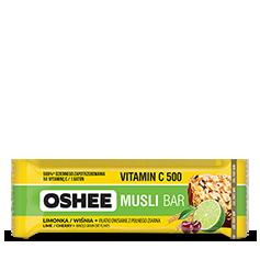 OSHEE Vitamin Musli Bar Witamina C500